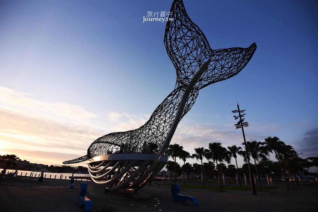 台南,安平,大魚的祝福,港濱歷史公園,台南景點,安平景點