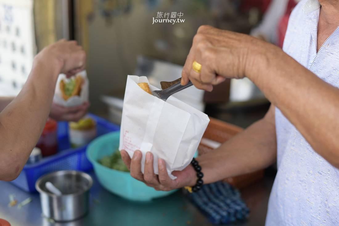 澎湖,澎湖美食,馬公,郵局口蔥油餅