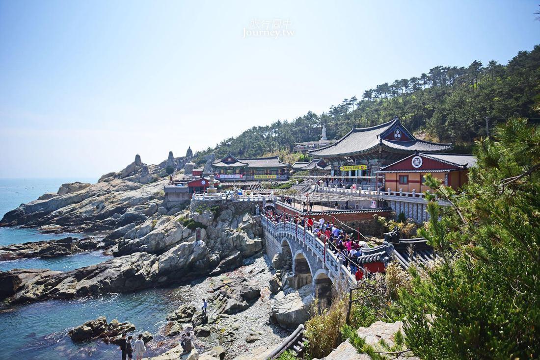 韓國,釜山,海東龍宮寺,櫻花,釜山自由行,釜山景點
