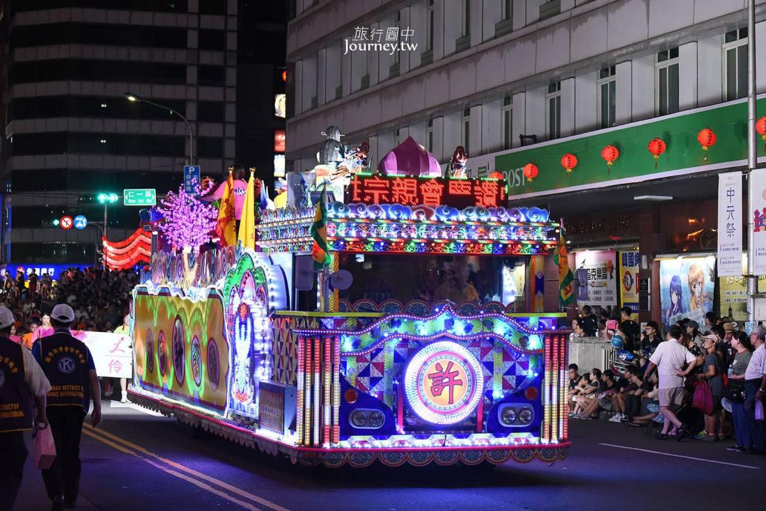 2019,雞籠中元祭,遊行,水燈,基隆,望海巷,中元節