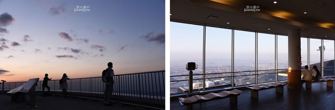 日本新三大夜景,皿倉山夜景,攻略,交通方式,纜車,夜景拍攝建議,接駁車,九州,北九州,福岡,福岡夜景,自由行