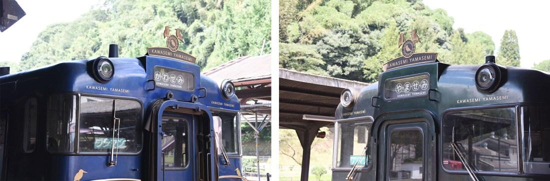 JR九州,觀光列車,翡翠,山翡翠,景點,搭乘方式,車廂介紹,劃位,熊本,人吉,九州,自由行