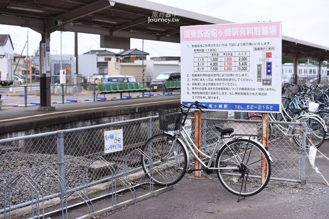 茨城,茨城景點,茨城自由行,關東鐵道,龍崎線,竜ヶ崎,可樂餅列車,コロッケトレイン,沿線景點,搭乘方式,車廂介紹