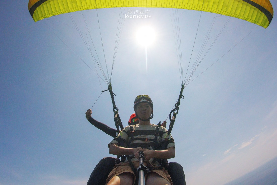 花蓮,花蓮景點,飛行傘,體驗,花蓮飛行傘,稻草人飛行傘,磯崎,豐濱,豐濱一日遊,豐濱景點,太平洋