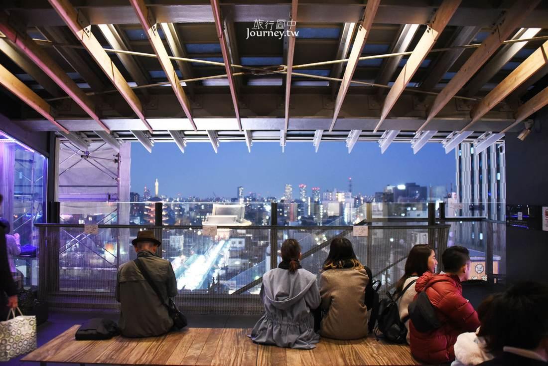 東京,淺草,淺草文化觀光中心,晴空塔,淺草寺,展望台,浅草文化観光センター,東京夜景