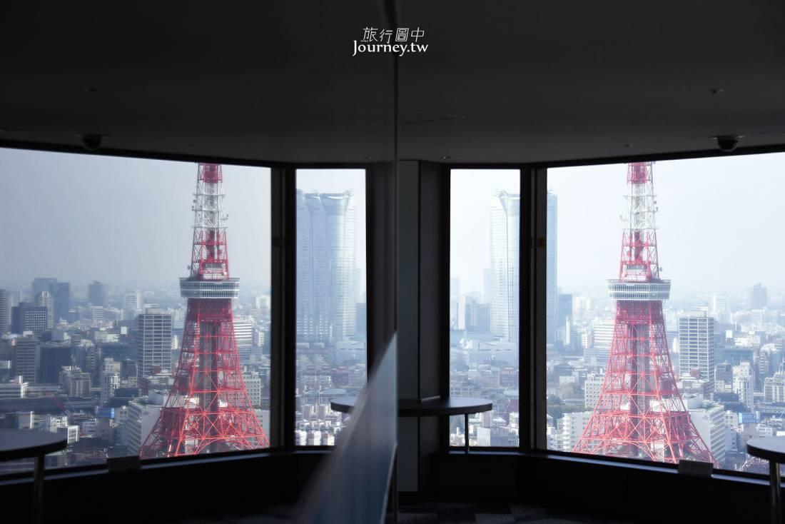 東京,濱松町,世界貿易中心大廈,展望台,東京鐵塔夜景,シーサイドトップ 展望台,東京景點,東京夜景,東京自由行