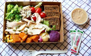 外食主義調理好搭檔♥ 白蘭氏 木寡醣乳酸菌粉 可以隨身攜帶的旅行包裝乳酸菌 幫助消化好順暢! ♥ JoyceWu。愛漂亮