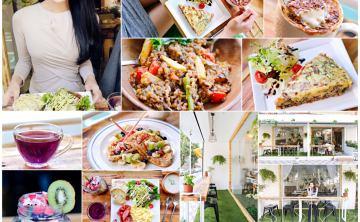 東區/忠孝復興站♥Yucca Cafe♥明星法比歐費丹尼開的健康輕食咖啡廳 早午餐 義大利麵 ♥ Joyce食尚樂活。食記