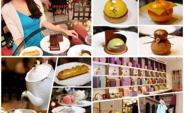 [飯店。下午茶] 文華東方酒店♥