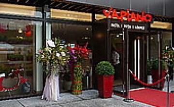 [德國。義式] ♥新開幕♥VAPIANO  PASTA/PIZZA/LOUNGE 晶片卡高科技點餐 信義景觀餐廳 (ATT 4 FUN) ♥ JoyceWu。食記