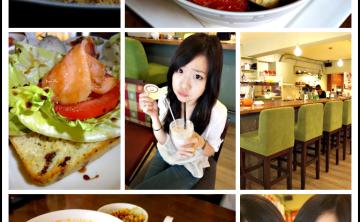 [cafe] Cafe 515 / 咖啡515  樂活風格咖啡廳  營養滿分早午餐 開到晚上12點呢 (東區/忠孝復興/靠市民大道) 二訪 ♥ JoyceWu。食記
