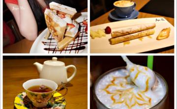 [複合式。cafe] LOVE Café 法食 ♥ 偶像劇
