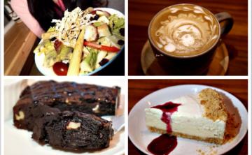 [cafe] 六丁目咖啡館 來自日本的溫馨故事  超萌拉花 京都的宇治抹茶 特製甜點 輕食 (民生社區) ♥ JoyceWu。食記