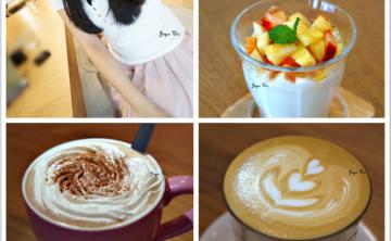 [cafe] MONOCAFÉ♥貓咪陪你喝咖啡 用心的自製甜點 草莓季 輕食 胡椒起士咖啡 藝文咖啡廳 (近師大商圈/科技大樓站) 二訪♥ JoyceWu。食記