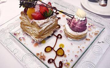 [甜點。輕食] 新開幕♥♥ Glacio 比利時創意冰品咖啡館 冰紛珠寶盒 (信義/ATT4FUN) ♥ JoyceWu。食記