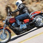 Aft Customs Hop Up Kit For Honda Shadow 750 On Countersteer