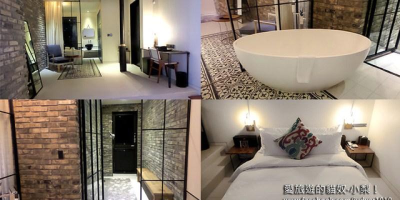 【首爾住宿】閣樓酒店Hotel Loft!全新開幕、超美室內設計,絕對讓你想一直住下去,近堂山站,交通非常便利!