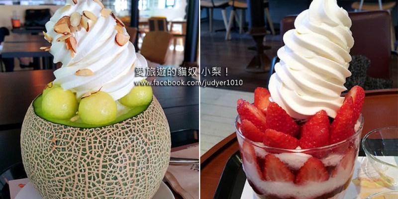 【韓國必吃美食】I'm Coffee哈密瓜冰淇淋、草莓冰淇淋\弘大上水站附近就吃得到啦!(已歇業)