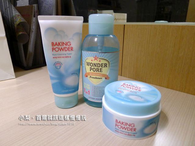 【韓國必買】:超好用的卸妝產品,ETUDE HOUSE蘇打粉系列~大推!