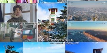【韓國滑雪】20170116龍平滑雪場一日遊,貼心飯店接駁服務、中文導遊隨行,還可自費搭乘觀景纜車,一覽發旺山頂\龍峰美景!(《孤單又燦爛的神-鬼怪》《冬季戀歌》拍攝地)
