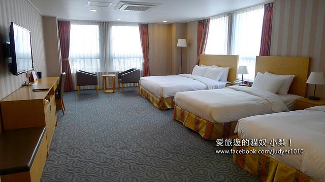 【韓國住宿】中庭飯店Hotel Atrium,近廣藏市場及地鐵鐘路五街站,交通方便!