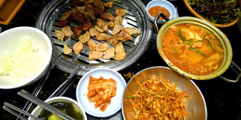 【韓國必吃】新村美食:新村食堂새마을 식당~讓我天天都想吃的超美味烤肉!