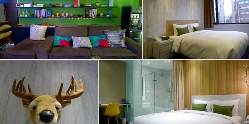 【台北住宿】東門站/方舟旅店ARK Hotel!全新開幕,鄰近永康街美食區及大安森林公園,超級便利!