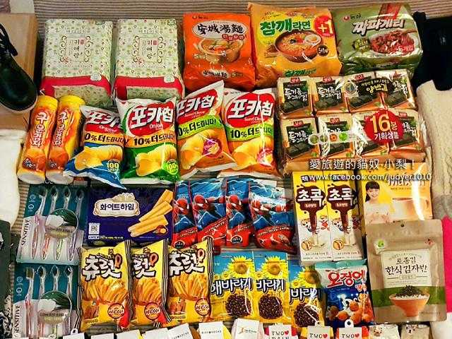【韓國必買】合井站HomePlus超市戰利品~2015年10月最新版!