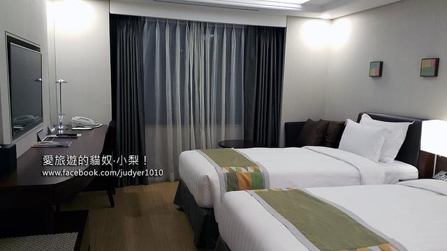 【韓國住宿】最佳西方精品飯店-首爾花園店Best Western Premier Seoul Garden Hotel,近麻浦站及對面有機場巴士站牌,交通超方便!