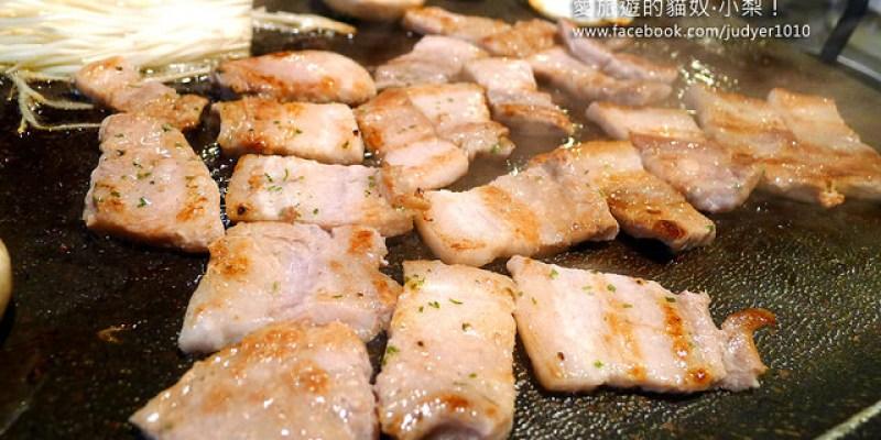 【首爾必吃】新村美食:구이마을燒烤村~Jguesthouse民宿附近的平價烤肉!