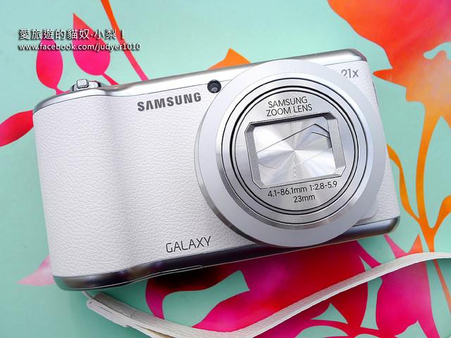 旅遊日誌一機多用的【SAMSUNG GALAXY Camera 2】