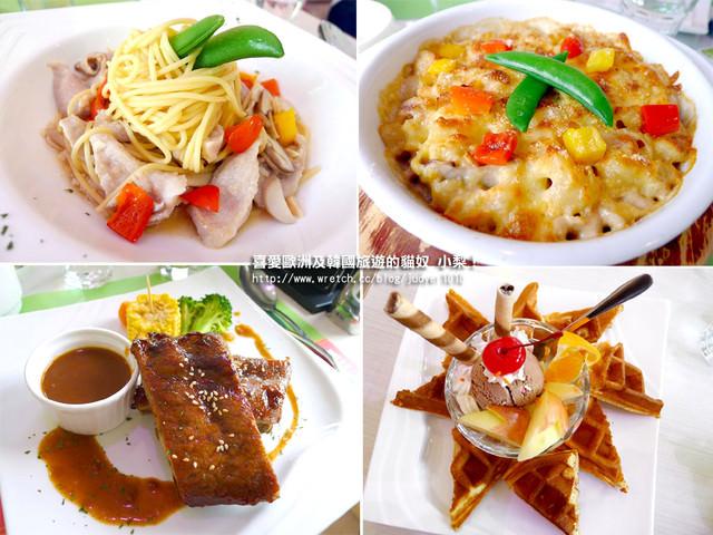 【台中美食】SUNNY HOUSE日光 。 郡~由飯店主廚親自幫你料理的美味,一定不能錯過哦!