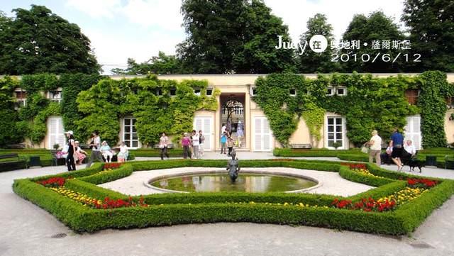 ❤奧捷之旅Day3(下):薩爾斯堡Salzburg→湖區(聖沃夫岡)