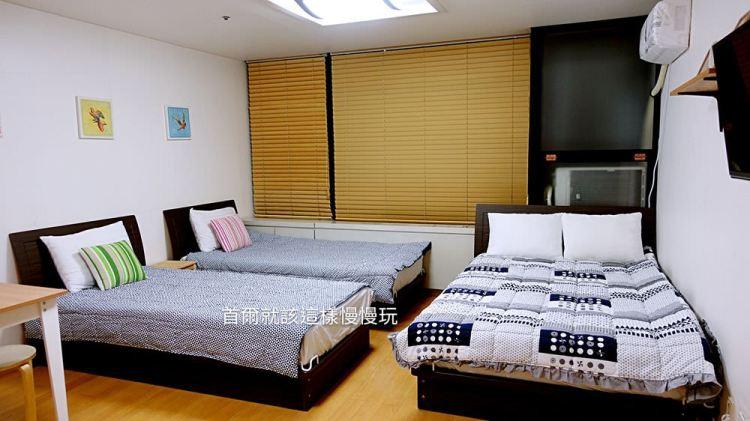 【弘大住宿】SH首爾旅館SH Seoul Hostel~近弘大站,交通超級便利!