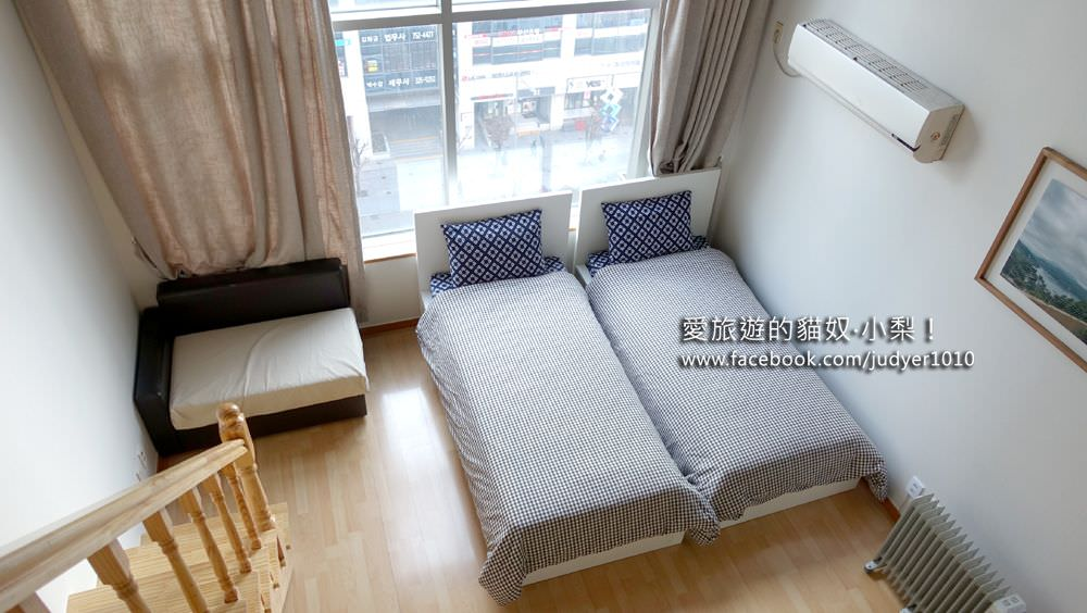【弘大住宿】享受首爾公寓式飯店NJoy Residence Seoul~近弘大站,交通超級便利!