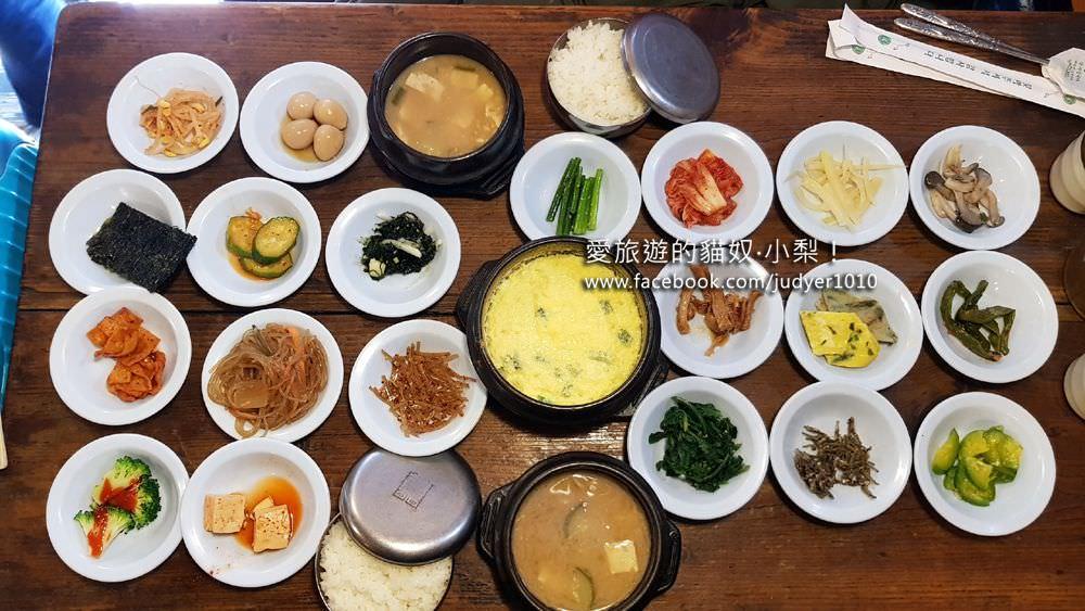 【韓國美食】梨泰院\田舍之食卓(鄉村飯桌),一個人就能大口享用韓國定食料理的美食小館!