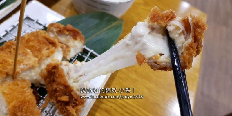 【韓國明洞美食】Mille Feuille明洞炸豬排,一個人也能大口享用的美味起司炸豬排!