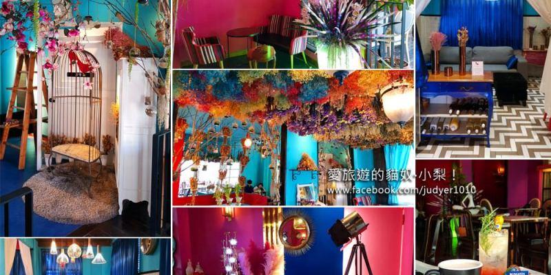 釜山咖啡廳\Roman 34咖啡廳,每一層樓的裝潢都美到爆!