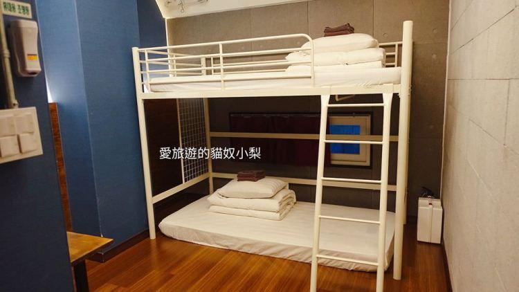釜山西面住宿\TraveLight旅館,價錢親民、交通便利、生活機能超好!
