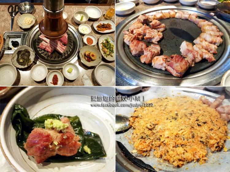 新設洞美食\肉典食堂,是我吃過最好吃的韓國烤肉!神美味吃法+4家分店資訊在文末!
