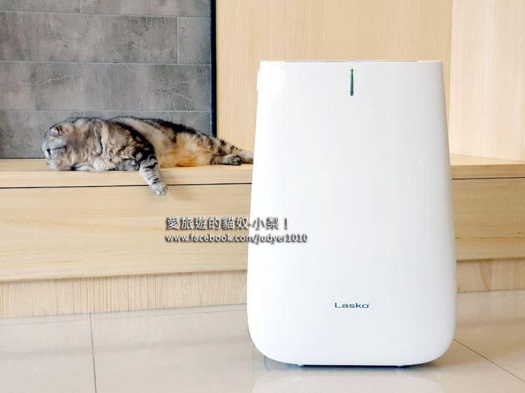 空氣清淨機\Lasko白朗峰智能空氣清淨機,四道強效濾網過濾,99%清除PM2.5懸浮微粒!