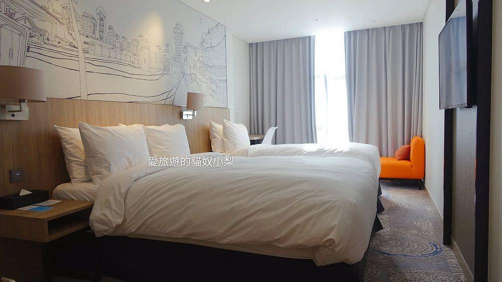 弘大住宿\弘大智選假日酒店Holiday Inn Express Seoul Hongdae,近弘大站、弘大商圈、弘大大創,交通便利!