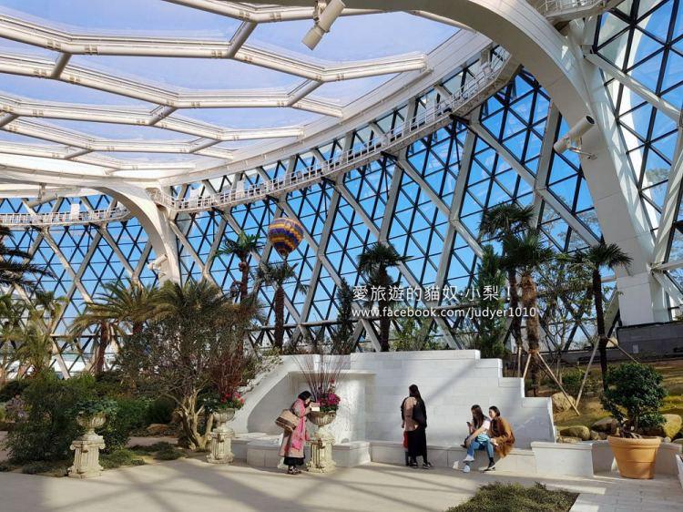 首爾植物園\韓國最大溫室(熱帶館、地中海館)