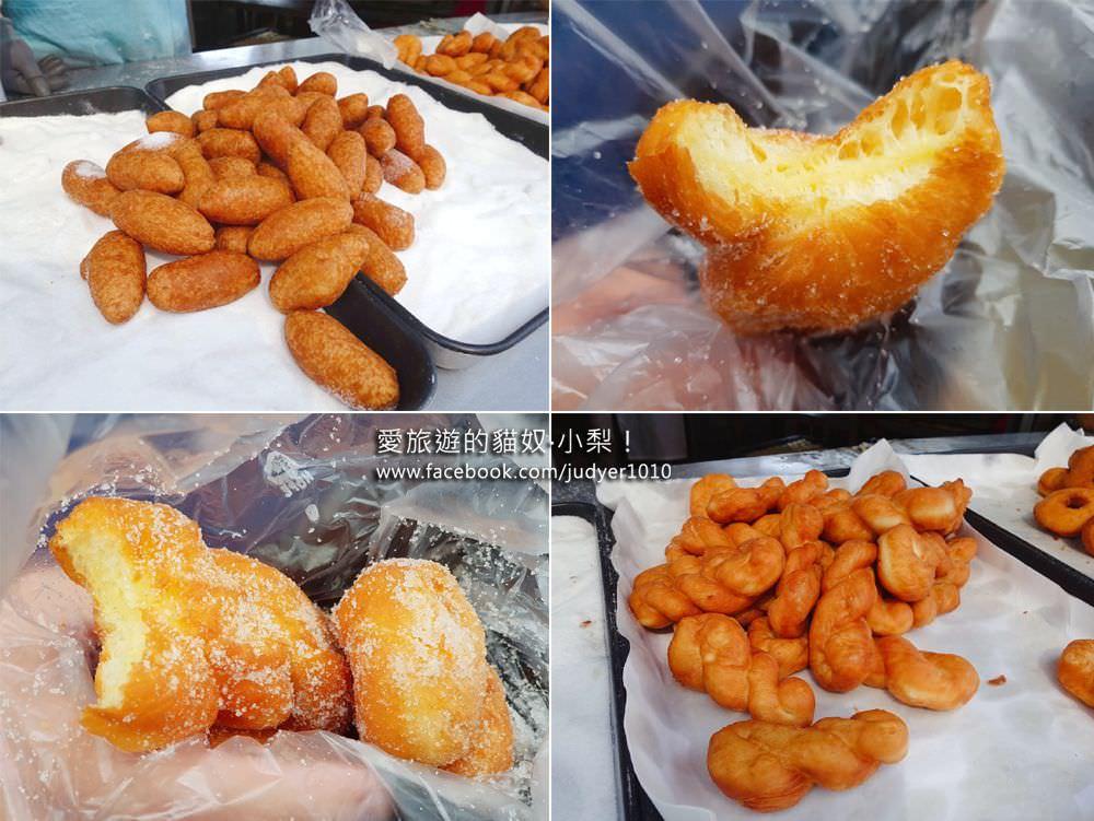 釜山美食\甜甜圈專賣店Max Nut,釜山鎮市場旁超好吃的麻花捲麵包!