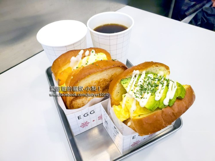 EGG DROP吐司東大門店\好吃到爆的早餐店,每去韓國必吃!