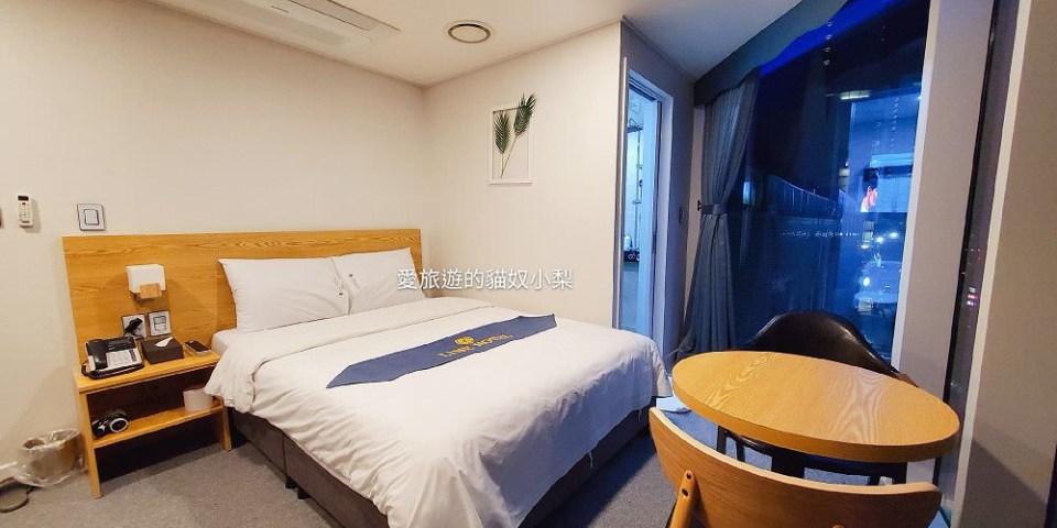 明洞住宿\明洞線酒店Line Hotel Myeongdong~2019/9月全新開幕!位於明洞商圈內,地理位置絕佳!想逛街?樓下就是啦!