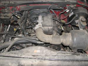 2001 FORD F150 PICKUP ENGINE MOTOR 42L VIN 2 #19964011