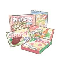 冷凍食品のイラスト🎨【フリー素材】|看護roo![カンゴルー]