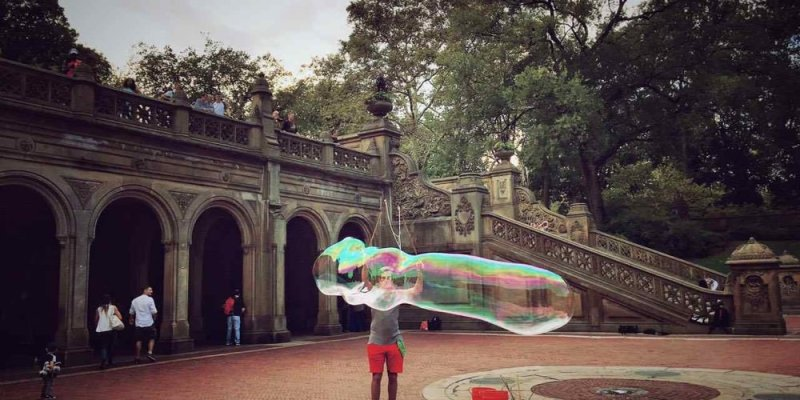 美國紐約|遊覽中央公園 Central Park 4種玩法大公開