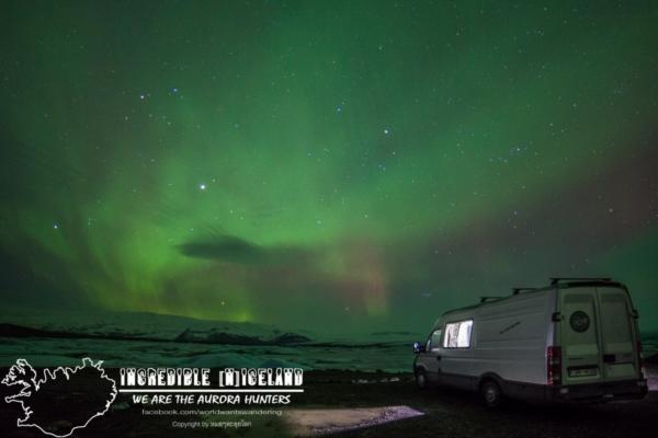 แสงเหนือ ไอซ์แลนด์